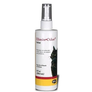 Elimin-Odor Feline Spray, 8 oz