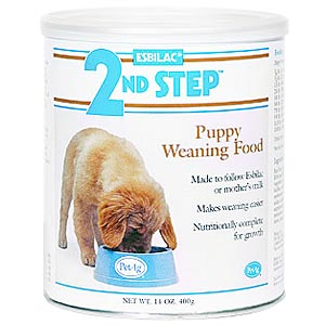 Esbilac 2nd Step Puppy Weaning Food, 14 oz