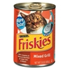 Friskies Classic Pate Mixed Grill, 13 oz - 24 Pack