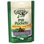 Greenies Pill Pockets Allergy Formula Treats for Dogs, 25 Tablets - 6 Pack