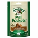 Greenies Pill Pockets, Peanut Butter, 30 Tablets - 6 Pack : VetDepot.com