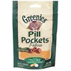 Greenies Pill Pockets for Cats Chicken Flavor, 45 Capsules or Tablets - 6 Pack