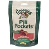 Greenies Pill Pockets for Dogs Beef Flavor, 30 Capsules - 6 Pack