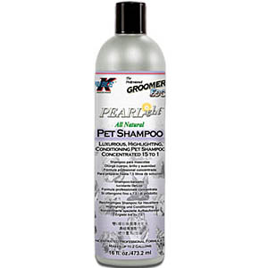 Groomer's Edge PEARLight Shampoo, 16 oz
