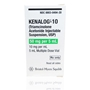Kenalog Injectable 10mg/ml, 5 ml
