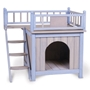 "Kings Kastle Dog House, 28.25"" x 25.5"" x 21.5"""
