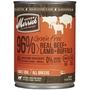 Merrick Grain Free Real Texas Beef Canned Dog Food, 13.2 oz - 12 Pack