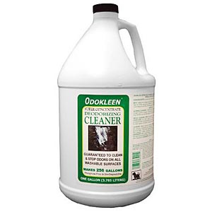 NaturVet OdoKleen Super Concentrated Deodorizing Cleaner, 5 gal