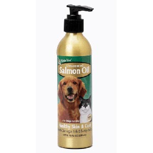 NaturVet Salmon Oil, 8.75 oz