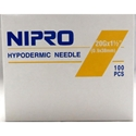 Nipro 20g x 1 1/2 in Needle, 100 ct