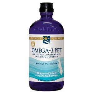 Nordic Naturals Omega-3 Pet Liquid for Large to Very Large Dogs, 16 oz