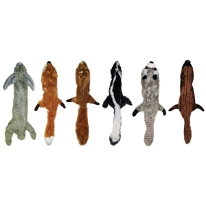 Plush Skinneeez, 12 pc