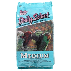 Pretty Bird Breeder Select Food Medium, 20 lb