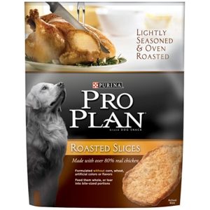Pro Plan Roasted Slices Chicken, 16 oz - 4 Pack