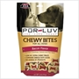 Pur Luv Chewy Bites Bacon Flavor, 6 oz : VetDepot.com