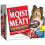 Purina Moist & Meaty Dog Food Steak Flavor, 13.5 lb