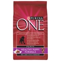 Purina One SmartBlend Dog Food Healthy Puppy Formula, 8 lb - 5 Pack