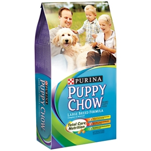 Purina Puppy Chow Large Breed Formula, 32 lb
