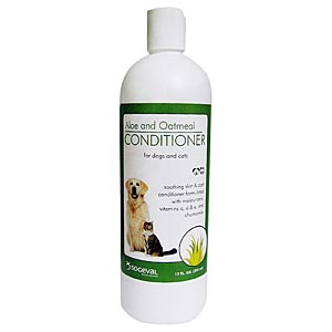 Sogeval Aloe & Oatmeal Conditioner, 17 oz