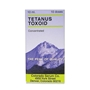 Tetanus Toxoid, Colorado Serum - 10 ds Vial