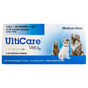 u 100 insulin syringes  UltiCare Insulin Syringe U-100...