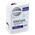 "UltiCare UltiGuard All-In-One Dispense & Dispose Container with 100 31 gauge x 1/4"" Mini Pen Needles"