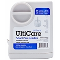 "UltiCare UltiGuard All-In-One Dispense & Dispose Container with 100 31 gauge x 5/16"" Short Pen Needles"