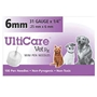 "UltiCare VetRx Pen Needles 31 gauge x 1/4"" - 100 Pack"