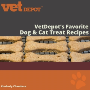 VetDepot's Favorite Dog & Cat Treat Recipes (Paperback Edition)