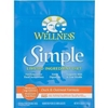 Wellness Simple Food Solutions Duck & Oatmeal Dog Food, 26 lb