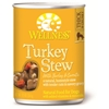 Wellness Turkey Stew Dog Food, 12.5 oz - 12 Pack