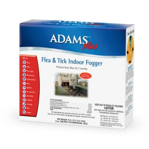 Adams Plus Fogger, 6 oz, 3 Pack