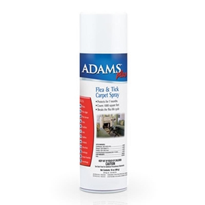 Adams Plus Inverted Carpet Spray, 16 oz