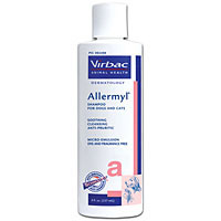 Allermyl Shampoo for Dogs and Cats, 8 oz