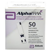 AlphaTRAK 2 Test Strips, 50