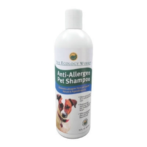 Anti-Allergen Solution Pet Shampoo, 16 oz
