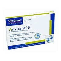 Anxitane S (L-Theanine), 30 Chewable Tablets