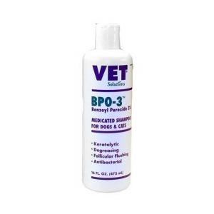 BPO-3 Medicated Shampoo, 16 oz