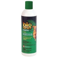 Bio Spot Flea & Tick Shampoo for Dogs and Puppies, 12 oz.