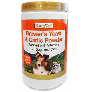 Brewers Yeast and Garlic Powder, 1 lb