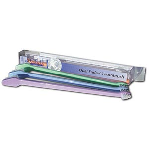 CET Dual-Ended Toothbrush