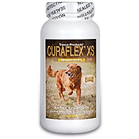 Curaflex XS Bonelets for Dogs, 120 Chewables