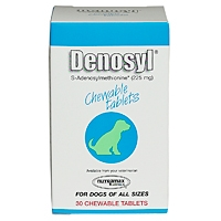 Denosyl 225mg, 30 Chewable Tablets