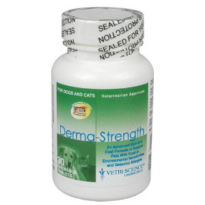 Derma-Strength for Small Dog & Cats, 30 Chewables