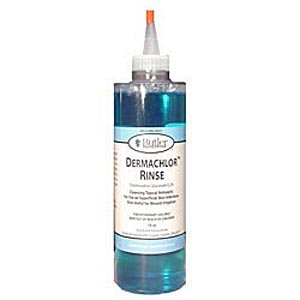 Dermachlor Rinse, 16 oz
