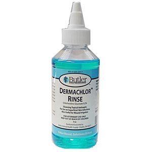 Dermachlor Rinse, 4 oz