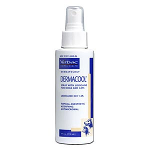 Dermacool with Lidocaine HCL Spray, 4 oz