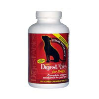 DigestABLEes Dog, 120 Tablets