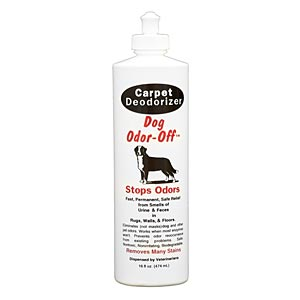 Dog Odor-Off Carpet Deodorizer, 16 oz Soaker