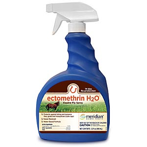 Ectomethrin H2O Equine Fly Spray, 32 oz